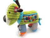 Hnaging Pelush Animal Toy pour bébé