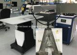 Сварочный аппарат лазера волокна Dongguan для логоса нержавеющей стали пем канала