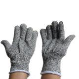 新しいHppeおよびナイロン反切断の安全作業手袋