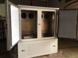 Alcance comercial da venda quente no congelador do refrigerador como o equipamento profissional 008 da cozinha