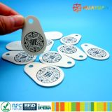Fibra di vetro Keyfob della pera RFID della pera MIFARE DESFire EV1 4K di Overmolded