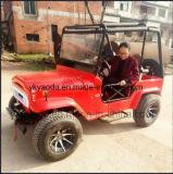 Mini jeep rojo para los adultos deportes con CE