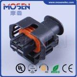 Bosch 플러그 소켓 2 Pin 여성 자동 주거 플라스틱 연결관, 자동 철사 자동 연결관 1928403874