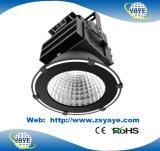 Yaye 18 경쟁가격 보장 5 년을%s 가진 방수 IP65 크리 사람 500W LED 높은 만 빛/500W LED 산업 빛