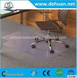 Túnel de tênis de mesa personalizado para PVC / tapete de chão para cadeira anti-pó