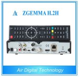 コンボの受信機Zgemma H. 2hとのDVB-S2 + DVB-T2/Cのハイブリッドチューナー
