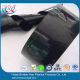De goedkope Ondoorzichtige Zwarte Zachte Vinyl Plastic Deur van het Gordijn van de Strook van pvc
