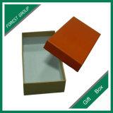 最下のギフト用の箱が付いている豪華なオレンジカバー