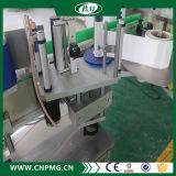 Alimento automático & máquina de etiquetas cosmética do frasco redondo