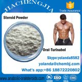 Порошок 4-Chlorodehydromethyltestosterone Turinabol устно CAS2446-23-3 Anobolic стероидный