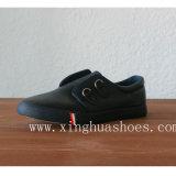 Полотно обувь из натуральной кожи в повседневная обувь
