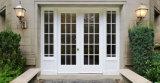 Puder, das schalldichte französische Türen, 2 Panel-Flügelfenster-Tür beschichtet
