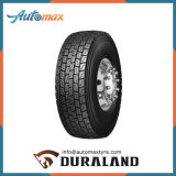 Durland All Steel Radial TBR Deep Cross Heavy Duty Truck Tire