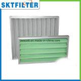 De Filter van de lucht met de Media van de Polyester voor de Centrale Systemen van de Ventilatie