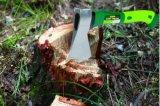 [1.5لبس] حديقة شكّل فأس 45# فولاذ فأس بليطة مع [فيبرغلسّ] مقبض