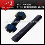 Легированная сталь A193 B7 тяжелых обычной резьбовой стержень