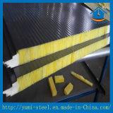 Pannello a sandwich delle lane di roccia di sigillamento dell'unità di elaborazione dell'installazione del suono e di calore