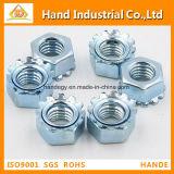 precio de fábrica de acero inoxidable A2 pulgadas de tamaño K la tuerca de bloqueo