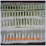 tissu de la fibre de verre 3D pour les panneaux de mur décoratifs