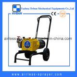 Pulverizador / equipamento elétrico de pintura a membrana com diafragma