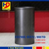Hinoシリンダーはさみ金のための(11467-1210)ディーゼル機関の予備品Eh700 H07c H07D