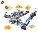 Gebraden Machine van de Chips van de Braadpan van het Gas van de Machine van de pinda de Bradende Machine