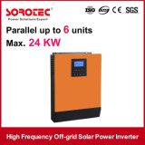 24VDC 230VAC outre d'énergie solaire pure Inverte d'onde sinusoïdale de réseau