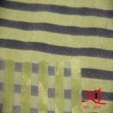 Tissu en mousseline de soie à imprimé numérique 100%