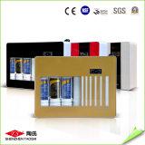 RO montado en la pared de la tubería de calefacción rápida Dispensador de agua