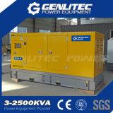 De l'usine générateur silencieux directement 50kVA 100kVA 150kVA 200kVA 250kVA Cummins