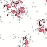 デジタル織物印刷ファブリック(TLD-0093)