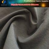 228t volles stumpfes NylonTaslon, Nylongewebe mit PU-Breathable weißer Beschichtung für Kleid
