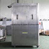 Fornitore pneumatico della macchina di pulizia del piatto dello schermo dell'acciaio inossidabile di alta qualità