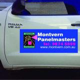 Gepersonaliseerde Douane Sticker van de Magneet van de Auto van het Ontwerp de Verwijderbare