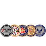 Pièce de métal Coin militaire pour la promotion