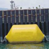Обвайзер ЕВА яхты заполненный пеной морской