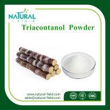 90% Pflanzenauszug Policosanol Auszug Triacontanol Puder-Zuckerrohr-Auszug