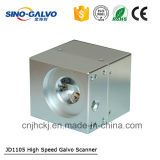 レーザーの切断のためのJd1105二酸化炭素レーザーの検流計のスキャンナーか走査ヘッド