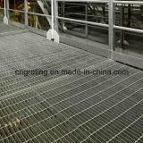 Завод сварной стальной решеткой мостика