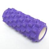Rouleau mélangé de mousse de forme physique de massage de yoga de couleur