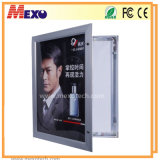 Waterproof LED Sign Lightbox com Lock