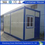 Wohnmobil-vorfabriziertes Behälter-Haus für Verkauf