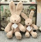 Juguete relleno aduana de la felpa del conejo de conejito