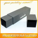 Rectángulo de regalo negro de la cartulina (BLF-GB057)
