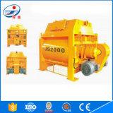 Ce SGS ISO BV venta caliente Js2000 Hormigonera Certificado