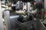 Máquina de friso terminal das extremidades dobro com introdução do selo