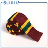 형식 디자인 낮은 MOQ 유효한 주식에 의하여 뜨개질을 하는 넥타이