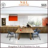 Роскошный Домашняя мебель мебель из дуба деревянные кухонные кабинета с названная Kfar Blum Handware