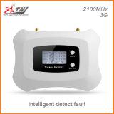 Repetidor móvil caliente de la señal del teléfono celular de /3G del aumentador de presión de la señal de Utms 2100MHz de la venta