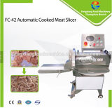 Cortadora cocinada FC-304c eléctrica a estrenar de la carne, cortadora congelada de la carne, máquina de cortar cocinada de la carne